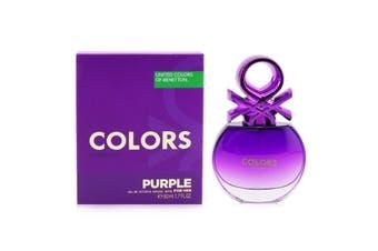Benetton Colors Purple EDT Spray 50ml/1.7oz