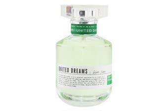 Benetton United Dreams Live Free EDT Spray 50ml/1.7oz