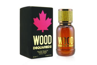 Dsquared2 Wood Pour Homme EDT Spray 30ml/1oz