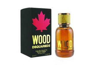 Dsquared2 Wood Pour Homme EDT Spray 50ml/1.7oz