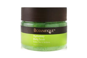 Botanifique Hydradeep Body Scrub - Green Tea & Verbena (Exp. Date: 01/2021) 350ml/11.8oz