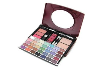 Cameleon MakeUp Kit G1688 (34xE/S  3xBlusher  2xPressed Pwd  1xMascara  4xLipgloss  1xE/Pen  4xApplicator)