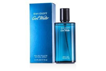 Davidoff Cool Water EDT Natural Spray 75ml/2.5oz