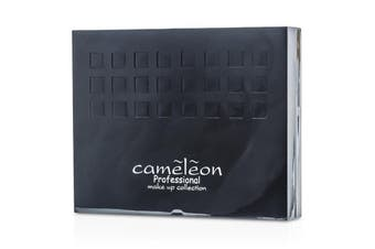 Cameleon MakeUp Kit 396 (48x Eyeshadow  24x Lip Color  2x Pressed Powder  4x Blusher  5x Applicator)