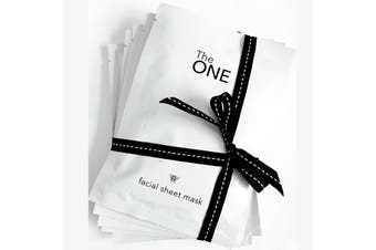 The ONE Bio Cellulose Facial Sheet Mask (Pack of 5 Masks) 5 Masks