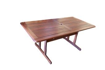 Tropical 1.8m Rectangular Outdoor Table