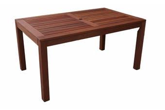 Standard 1.5m Rectangular Outdoor Table