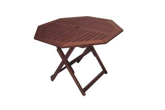 Tropical Octagonal Folding Outdoor Table