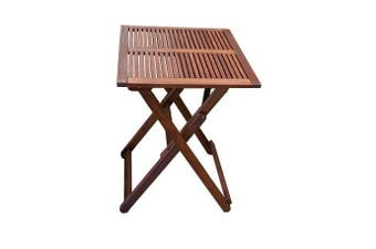 Island Square Folding Outdoor Table 60cm