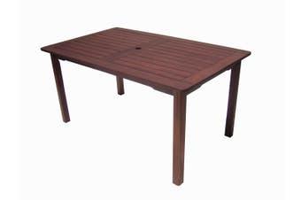 Malay 1.5m Rectangular Outdoor Table