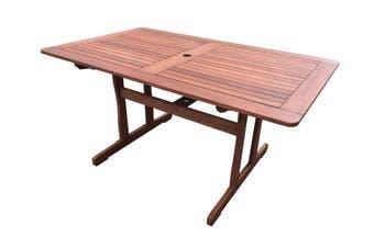 Tropical 1.5m Rectangular Outdoor Table