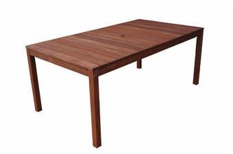 Supreme 1.8m Rectangular Outdoor Table