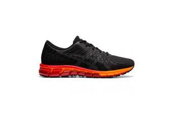 Asics Gel Quantum 180 4 Running Shoe - Standard - Mens US 15 - Black/Classic Red