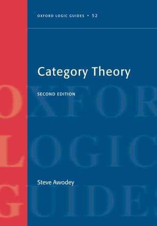 Category Theory computer science.