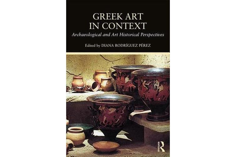 Dick Smith   Greek Art in Context   Books, Magazines » Non