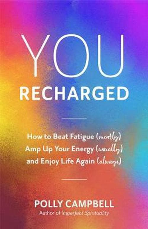 """You, Recharged You Can Get Unstuck """"This book is better than vitamins. It is a boost and thunderbolt."""" — Sherry Richert Belul , founder of Simply Celebrate and author of Say It Now When author and podcaster Polly Campbell got tired of her hoodie smelling like pizza and her days being clouded by midlife over-exhaustion, emotional burnout, and boredom, she decided to get off the couch and reclaim her core energy. But could this burned-out, chronically ill, middle-aged mother of a teen rediscover her vitality? Yes. And so can you. Small Steps, Big Energy. Self-help books for women often encourage you to throw out the life you're living and create a fresh start. You, Recharged isn't about that. You don't have to quit your mundane job, cut out cocktails, or sign-off of social media to recharge. Instead, Polly Campbell's inspirational book is about adding things ingood habits, practices, fun, people, activities, self-care strategiesthat ignite your essential energy. Discover the small but meaningful ways you can feel happier, healthier, and more alive. When we align with the things that matter to us and allow the """"why"""" to guide us, we are energized. Sure, there are challenges, setbacks, and plenty of things that piss us off, but they don't have to deplete us. They don't have to leave us mentally exhausted or take our power. Instead, our energy can be refocused and redirected into things that we value. In this personal development book, find: Easy-to-apply, practical strategies to ease stress, boost energy, and improve health and well-being Short chapters, delivered in a relatable, conversational tone, with plenty of humor Hope and inspiration, so you know that you can also create a meaningful, satisfying life no matter how stuck, lost, bored, and physically exhausted you feel If you were inspired by motivational books and self-help books like Own Your Everyday, How to Stop Feeling Like Sh*t, or The Self-Love Experiment, then you'll love You, Recharged."""