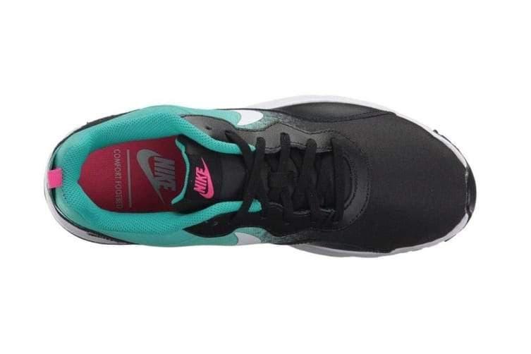 Nike Women's LD Runner Running Shoe (Green/Black) - US 5.5