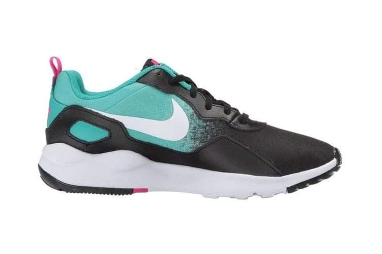 Nike Women's LD Runner Running Shoe (Green/Black) - US 6.5