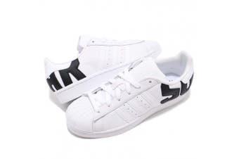 Adidas Originals Men's Superstar Shoe ( Crystal White/ Core Black)