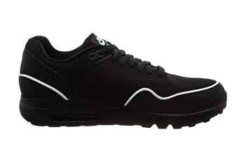 Nike Men's Air Max 1 Ultra 2.0 Essential Shoe (Black/Mint) - US 7.5