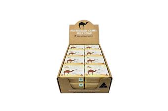 Australian Camel Milk Soap - KAKADU PLUM Value Box (24 bars)