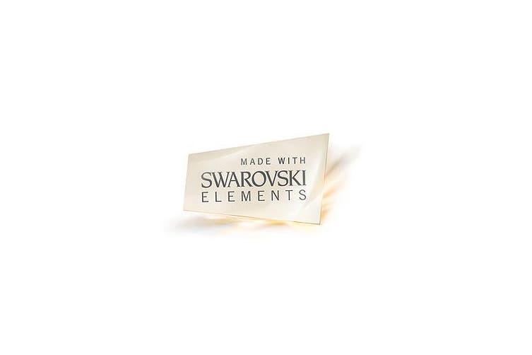 STERLING SILVER SWAROVSKI GRAPE NECKLACE