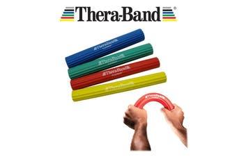 THERABAND FLEX BARS - Yellow - Light Resistance