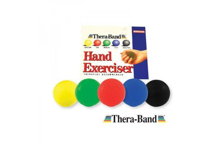 THERABAND HAND EXERCISERS - Blue - FIRM