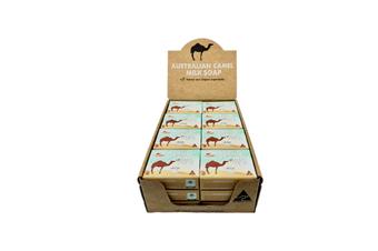 Australian Camel Milk Soap -ALOE VERA Value Box (24 bars)