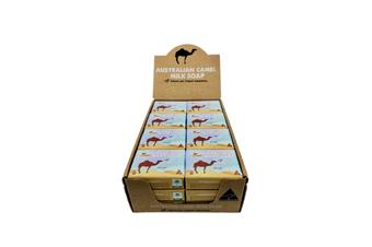 Australian Camel Milk Soap - CHAMOMILE Value Box (24 bars)