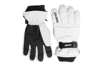 GORE-TEX Womens Snow Gloves - White