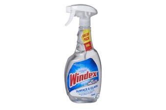 Windex Surface & Glass Trigger 750ml