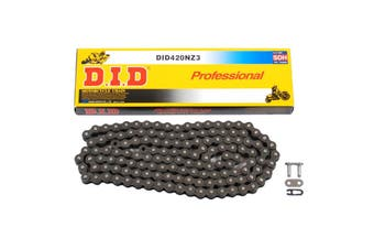 D.I.D DID Motorcycle #420 RJ NZ3 EX/HD 120 Link Motorbike Chain