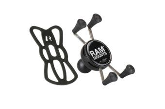 RAM Mount Universal X-Grip Iphone Samsung Mobile Phone GPS SatNav Cradle