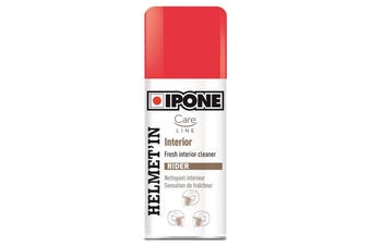 IPONE Motorcycle Scooter Interior Helmet HelmetIN Cleaner Refresher 150ml