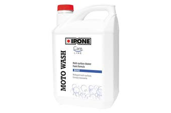 IPONE Motorcycle Scooter Dirt Bike Quad Multi Surface Moto Wash 5L Litre