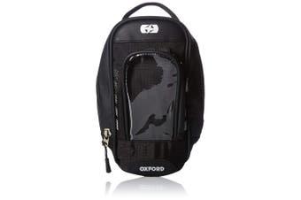 Oxford OL 295 M1R Micro 1L Magnetic Motorcycle Motorbike Black Tank Bag