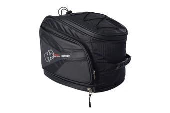 Oxford OL338 T25R Motorcycle Motorbike Tail Pack / Deluxe Helmet Carrier Bag