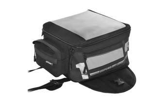 Oxford OL441 Medium 18L Magnetic F1 Motorcycle Motorbike Black Tank Bag
