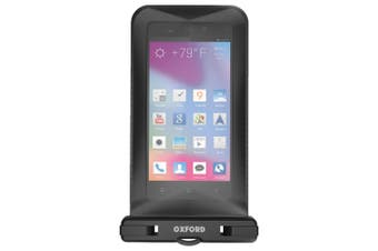 Oxford OX190 Motorcycle Bike Aqua Dry Phone Mobile Waterproof Cover Case