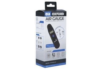 Oxford OX752 Schraeder AirGauge digital Tyre Tire pressure gauge Car Motorcycle