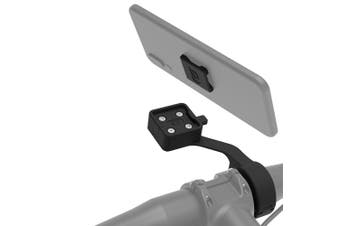 Oxford CLIQR OX841 Out-Front Forward Motorcycle Bike Handlebar Phone Cradle Kit