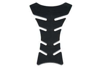 Motorcycle Carbon Style Motorbike Tank Pad TankPad Protector Sticker Decal