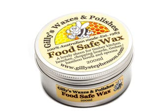 Gilly's Food Safe Wax