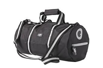 Barrel Sports Bag : Black