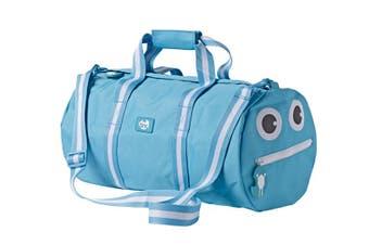 Barrel Sports Bag : Blue