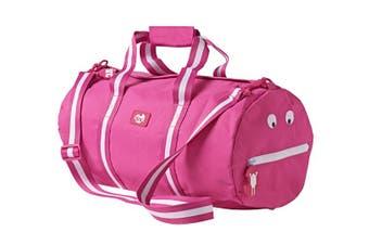 Barrel Sports Bag : Pink