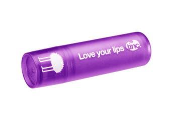 Love Your Lips Lip Balm : Purple