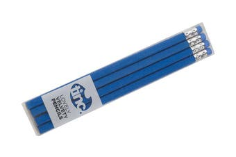 Lovely Velvety Lead Pencils : Blue