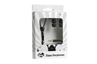 Zippy Earphones : Black